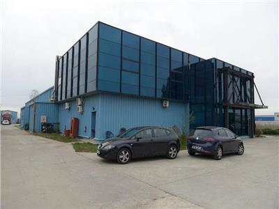 Vanzare depozit/hala Pantelimon - DN3i, Ilfov.