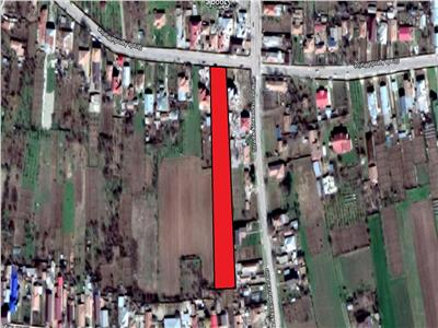 Vanzare teren Caracal - Libertatii - Alexandru Cel Bun, Olt