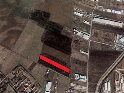 Vanzare teren Chitila - Soseaua Rudeni, Ilfov