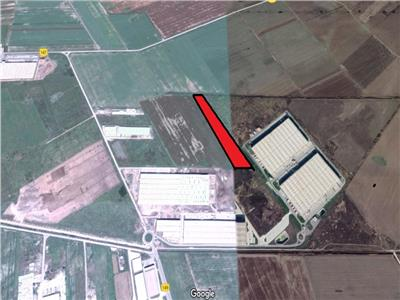 Vanzare teren Bolintin Deal - A1 - KM23, Giurgiu