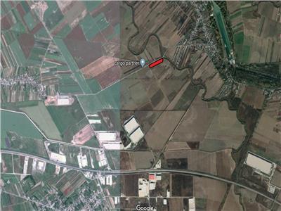 Vanzare teren Bolintin Deal - Joita - A1 - KM23, Giurgiu