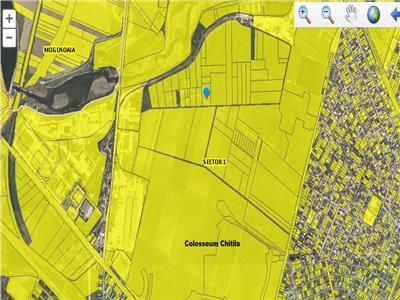 Vanzare teren Straulesti - Straulesti Lac - Chitila, Bucuresti