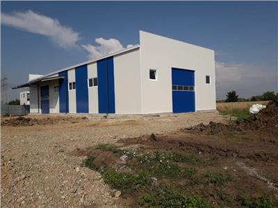 Vanzare depozit/hala Bragadiru - Centura, ILFOV
