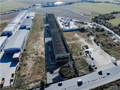 Vanzare depozit/hala/spatiu industrial Pantelimon - Centura, ILFOV