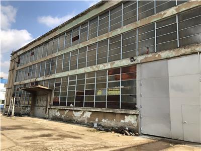 Vanzare depozit/hala/spatiu industrial Popesti Leordeni, ILFOV