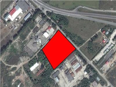 Vanzare teren Chitila - DN7 - Bucuresti Targoviste, Bucuresti - Ilfov