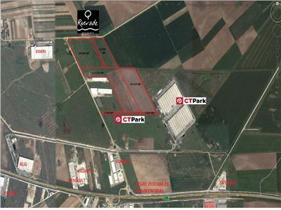 Vanzare teren Bolintin Deal - Bucuresti - Pitesti - KM23, Giurgiu