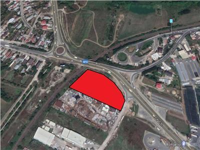 Vanzare teren Militari - Chiajna - Centura, Bucuresti