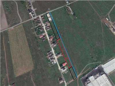 Vanzare teren Prelungirea Ghencea - Domnesti - Olteni, Bucuresti