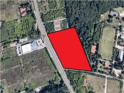 Vanzare teren Baneasa - DN1, Bucuresti